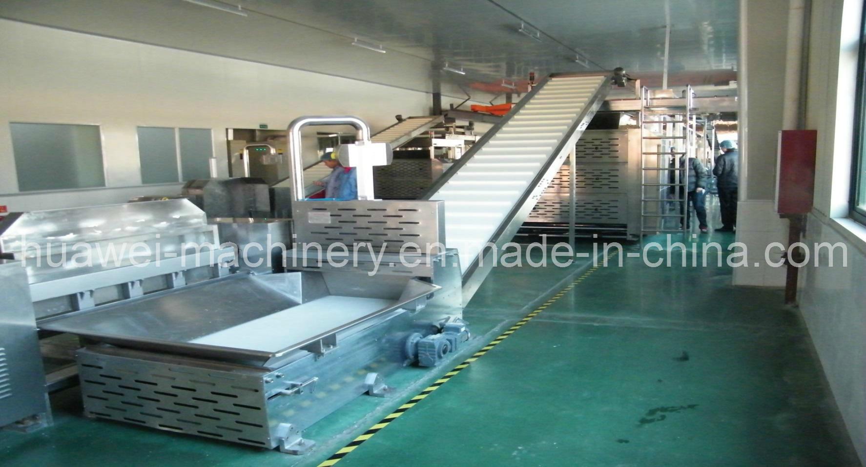 Biscuit Dough Conveyer, Dough Cutting Machine