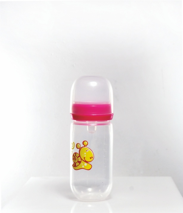 8 Oz Wide Mouth Capsules Newborns Baby Feeding Bottles for Nursing Care