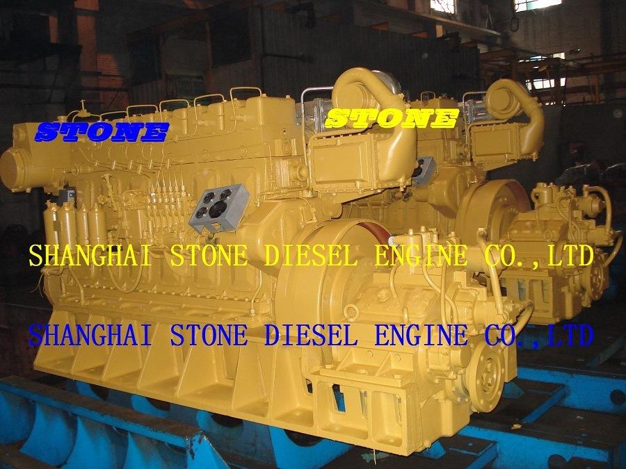 Weichai Marine Engine X6160ZC With Gearbox