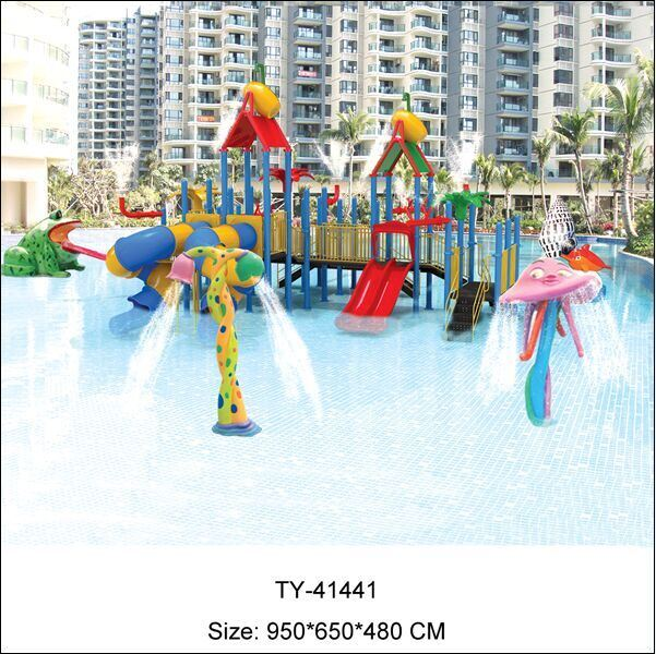 New Design Water Park (TY-41441)