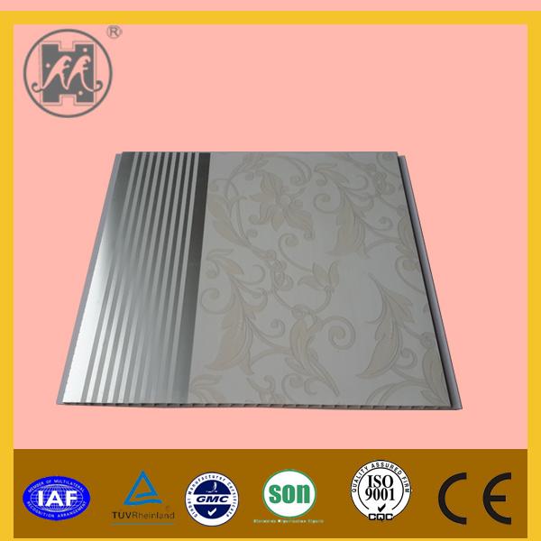 2015 Waterproof Decorative PVC Wall Panel