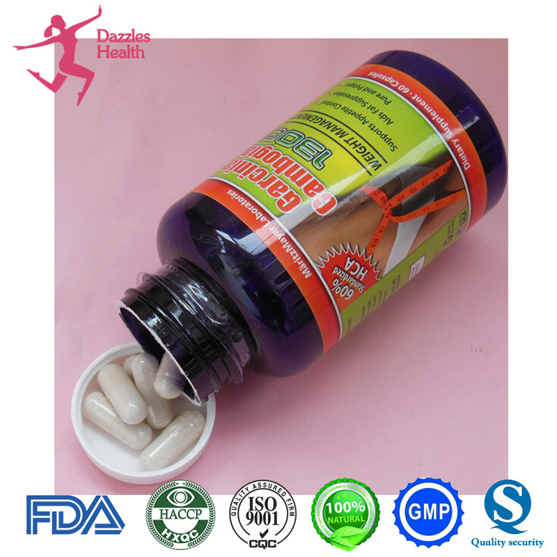 OEM Weight Loss Product Slimming Capsule Dietary Supplements Pure Garcinia Cambogia