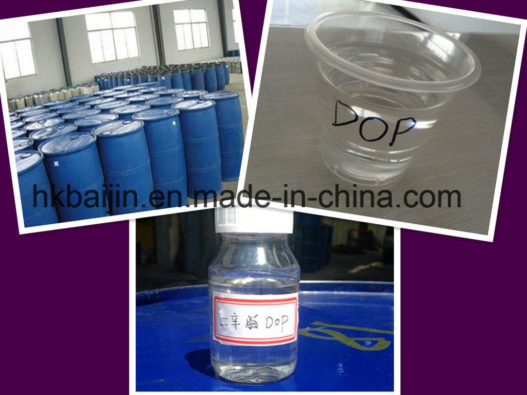 Industry grade (CAS No. 117-81-7) 99.5% Dioctyl-Phthalate(DOP)
