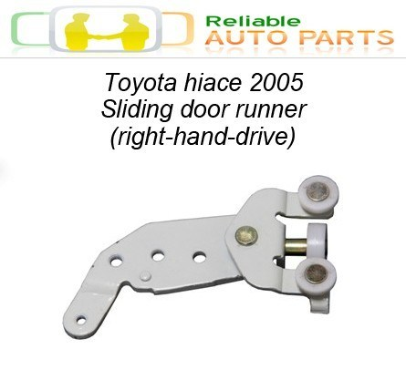 China Sliding Door Roller Assy For Toyota Hiace 2005model