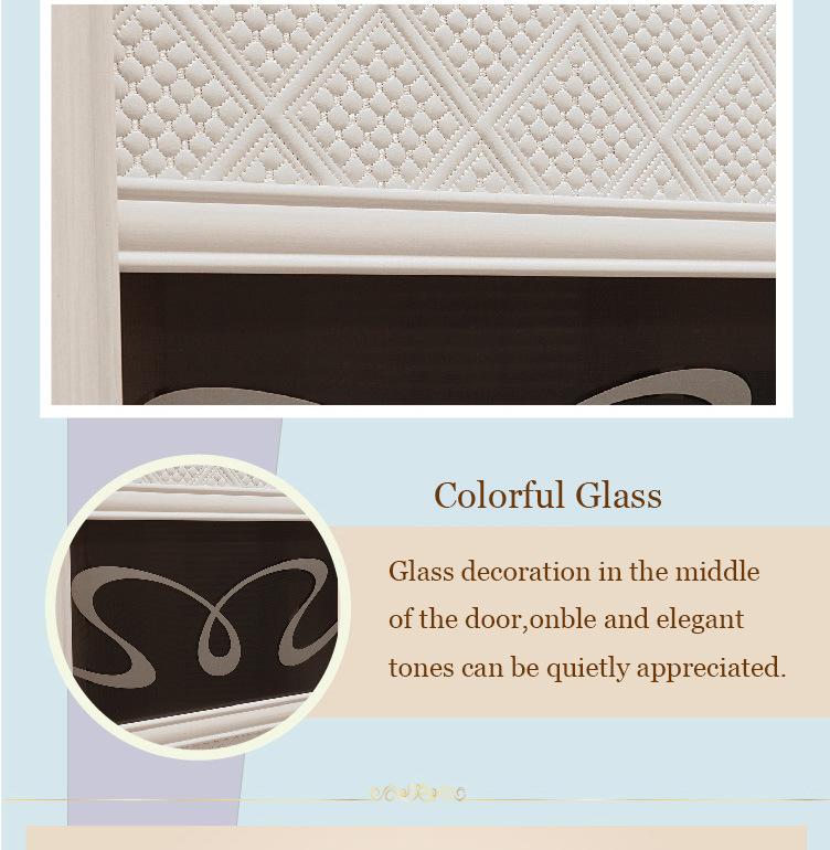American Style Wardrobe Walk-in Closet Cupboard (zy-042)