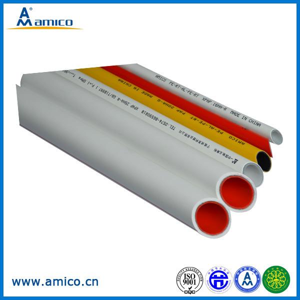 Multilayer PPR Composite Pipe/PPR-Al-PPR Pipe