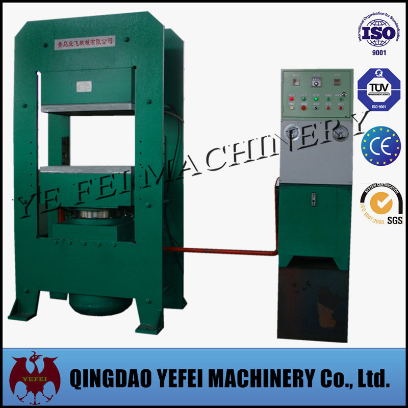 Automatic Hydraulic Press Rubber Vulcanizer Machine
