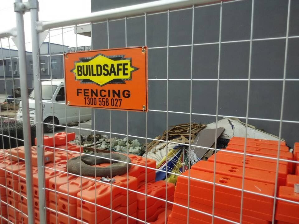 Temporary Fencing Panels 2100mm X 2400mm Hot Dipped Galvanized