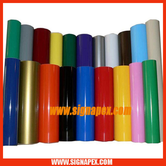 Self Adhesive Color Vinyl (SAV120, SAV140)