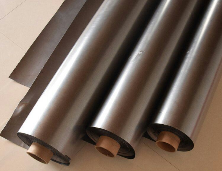 High Conductivity Carbon Purity Expanded Graphite Foil