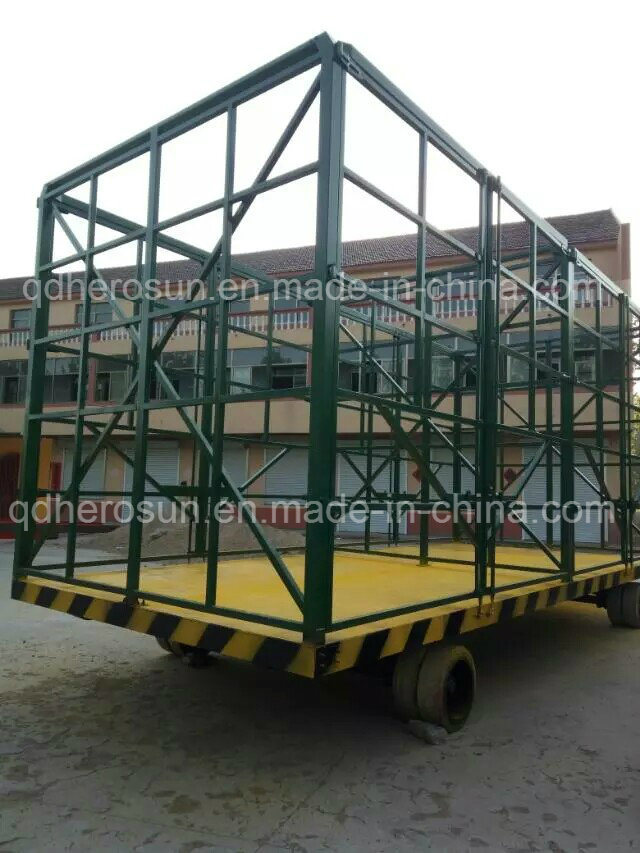 20 Tons High Railing Trailers
