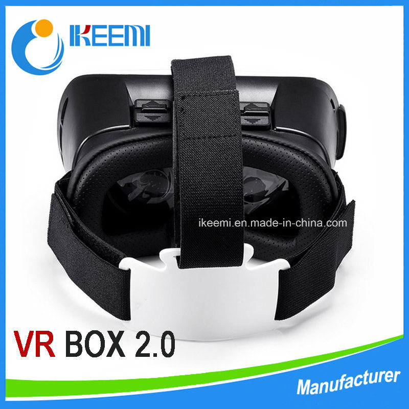 2016 New Wholesale Vr 3D Glasses Vr Box 3D Virtual Reality Glasses
