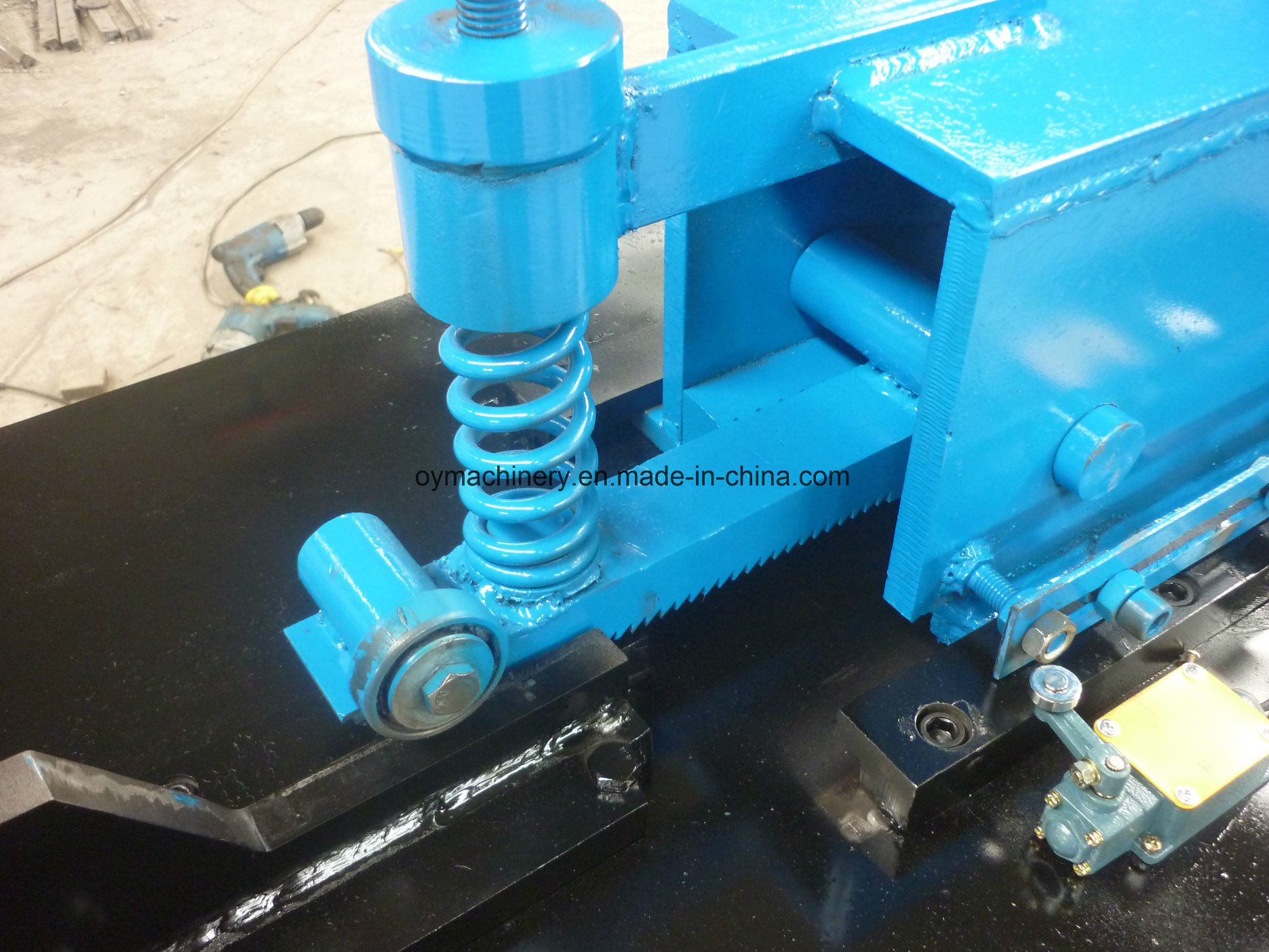 Electric Coil Rolling Machine/Wrought Iron Coil Making Machine