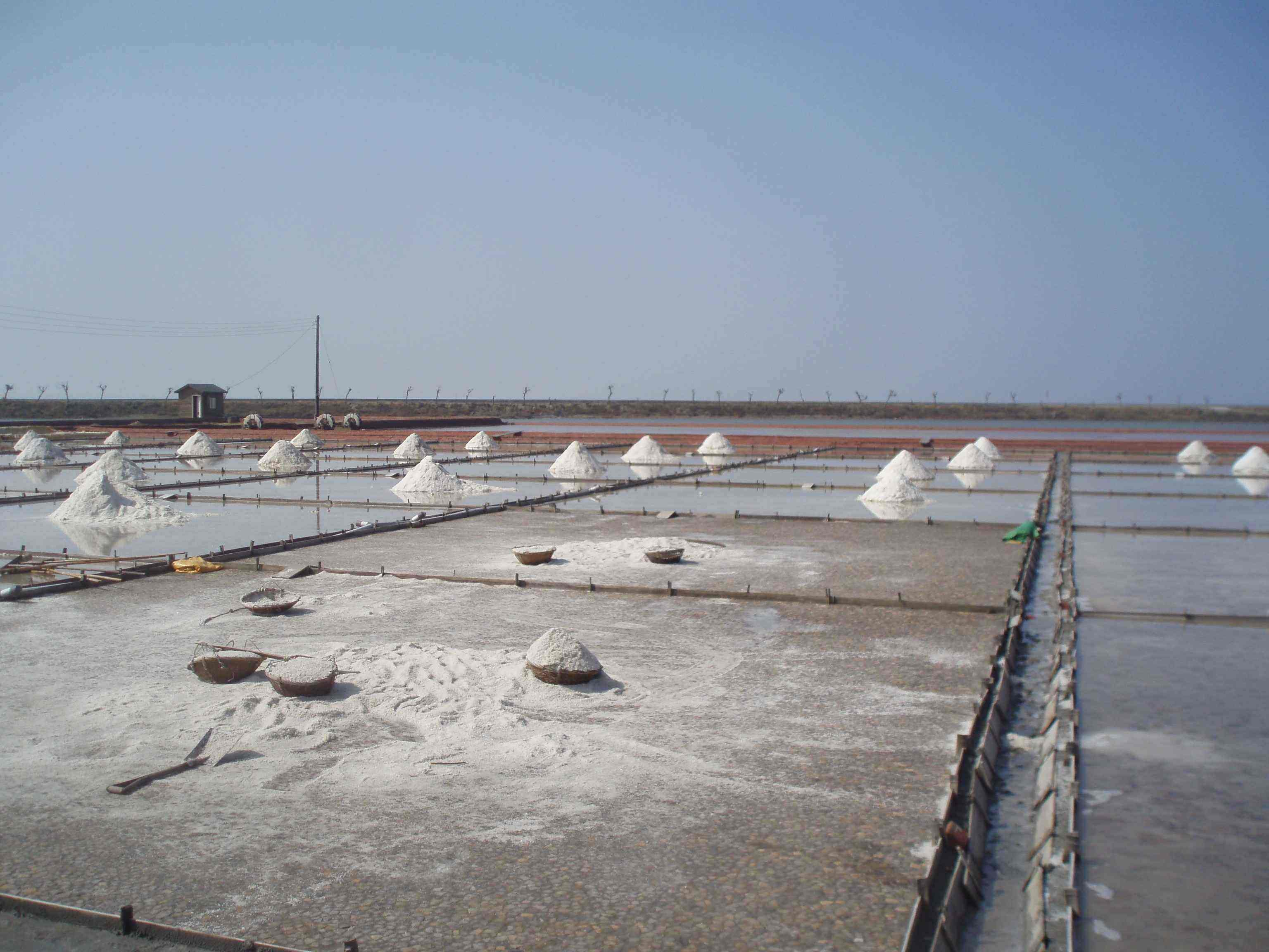 HDPE Geomembrane for Baysalt