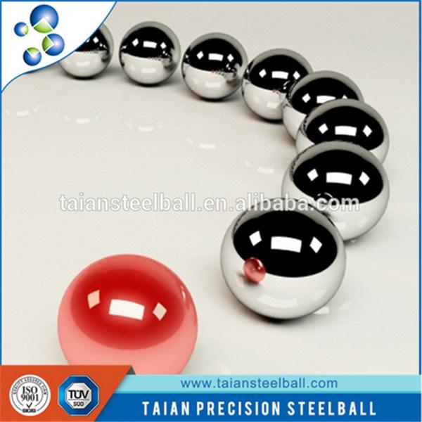 Chinese Steel Balls Manufaturer China Stainless Steel Ss Ball G100 304