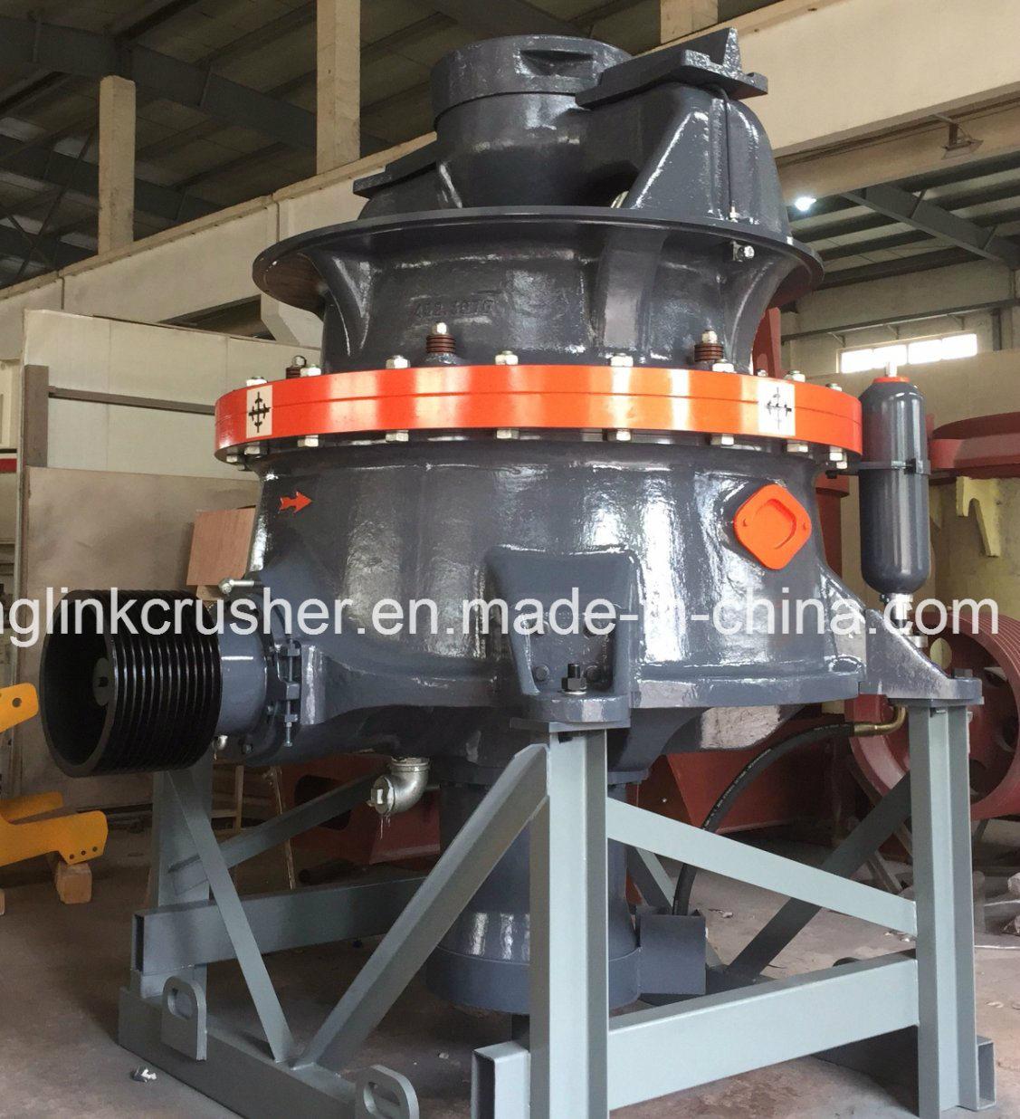 Sandvik Type CH Series Single Cylinder Hydraulic Cone Crusher