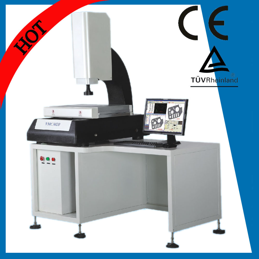 Hanover Brand Vision 2D+3D Auto Testing Equipment for Measuring Diameter