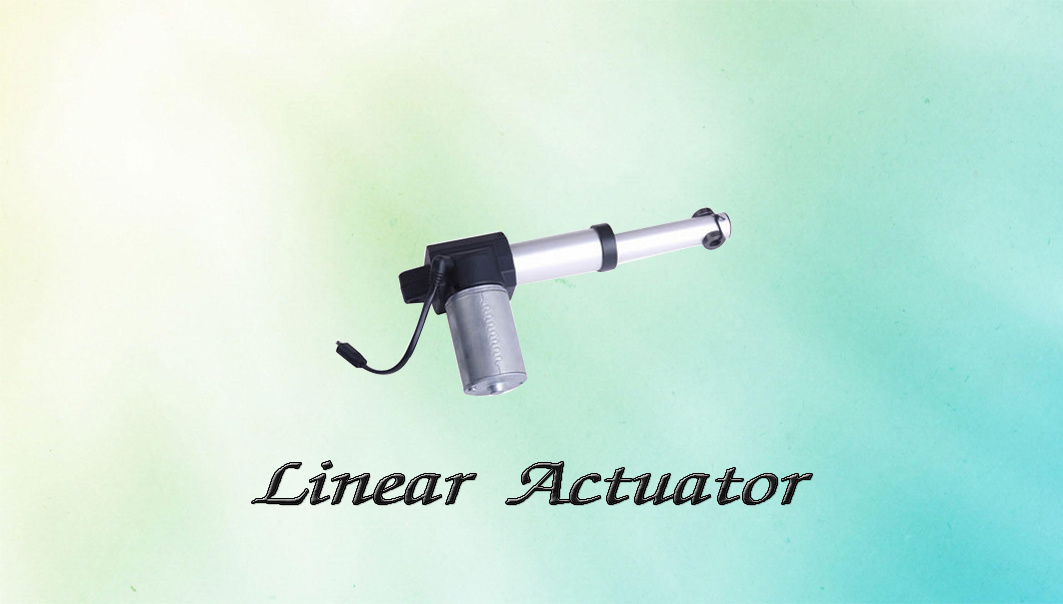 24V DC IP54 Limit Switch Built-in Linear Actuator for Electric Chair