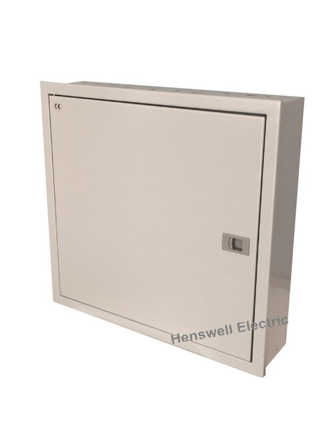2 Row Type Metal Distribution Box