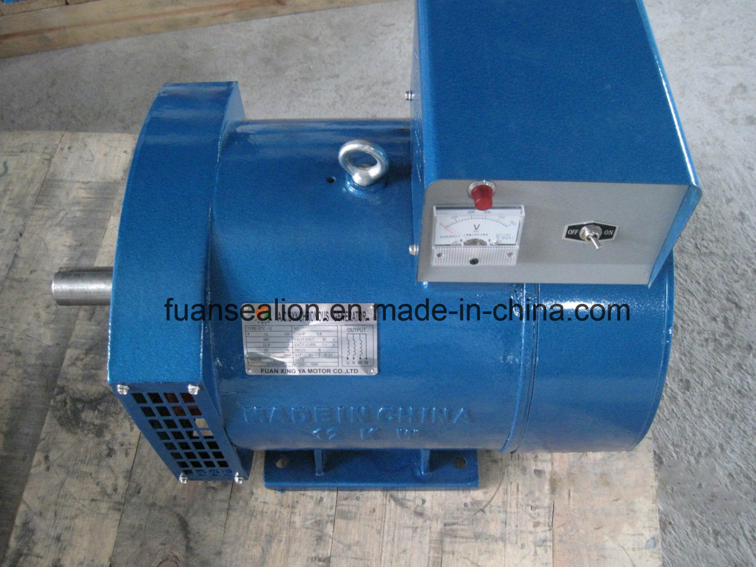 Stc-3kw~50kw Three Phase AC Power Generator Alternator