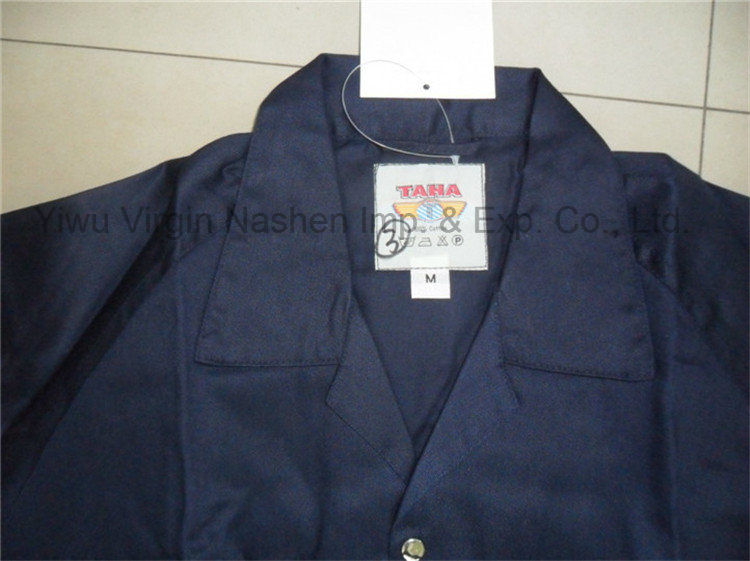 Custom Work Uniform Mens and Womens Safety Coverall Workwear