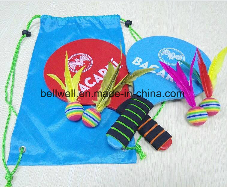 Great Indoor or Outdoor Game Play Like Wood Badminton Racket for Kids, Teens, Tweens or Even Older Folks