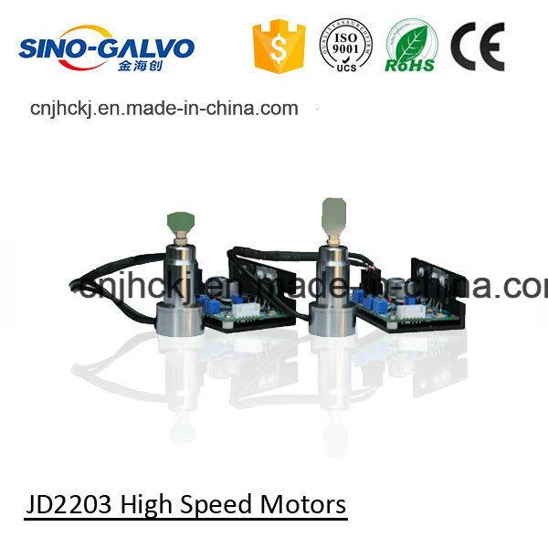 Hot Sale Jd2203 Portable Galvo Scanner for Precise Laser Marking