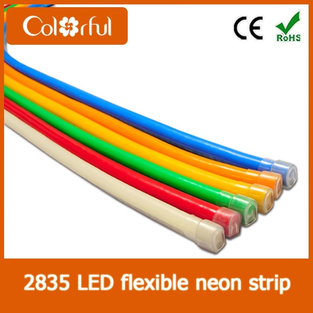 Hot Sale High Quality AC230V SMD2835 RGB LED Neon Flex