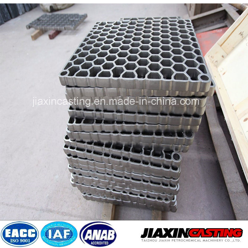 High-Quality Heat Treatment Fixture Cast Tray