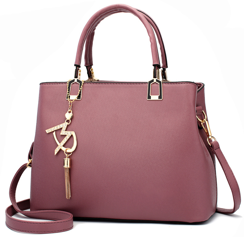 New Style Ladies Bag PU Leather Women Handbags
