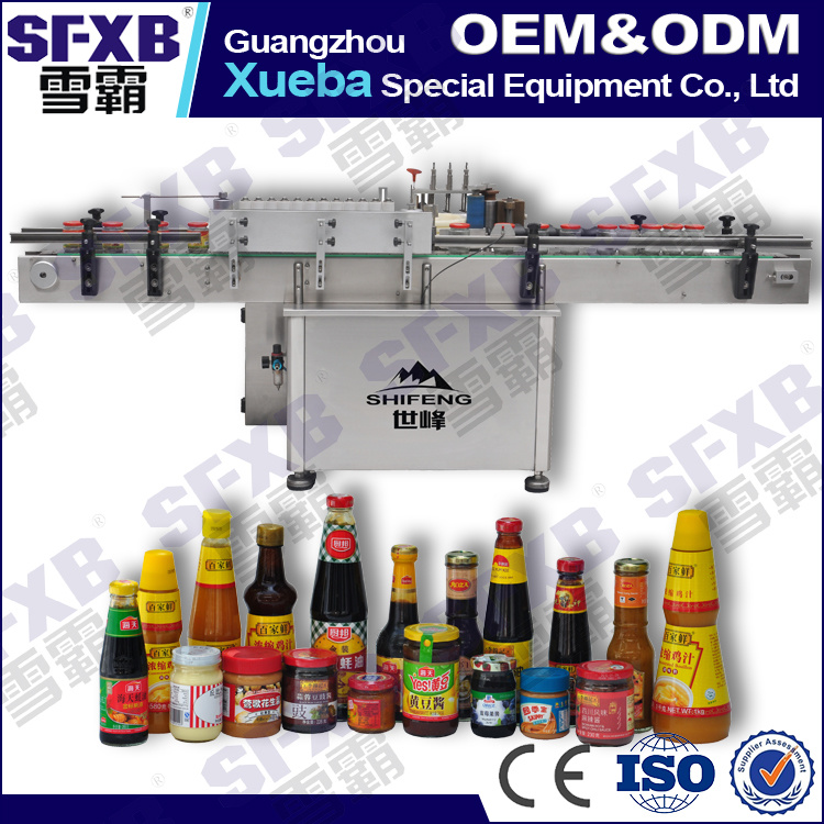 Sfjh-10 Automatic Paste Labeling Machine
