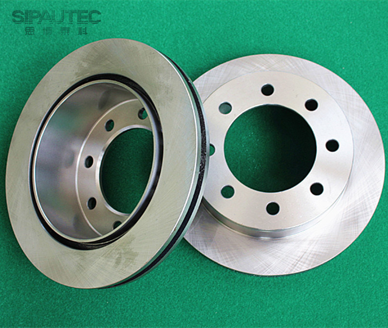 OEM Custom Auto Car Spare Parts Brake Discs for BMW Audi