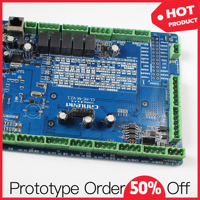 RoHS and UL High-End Electronic Main Board