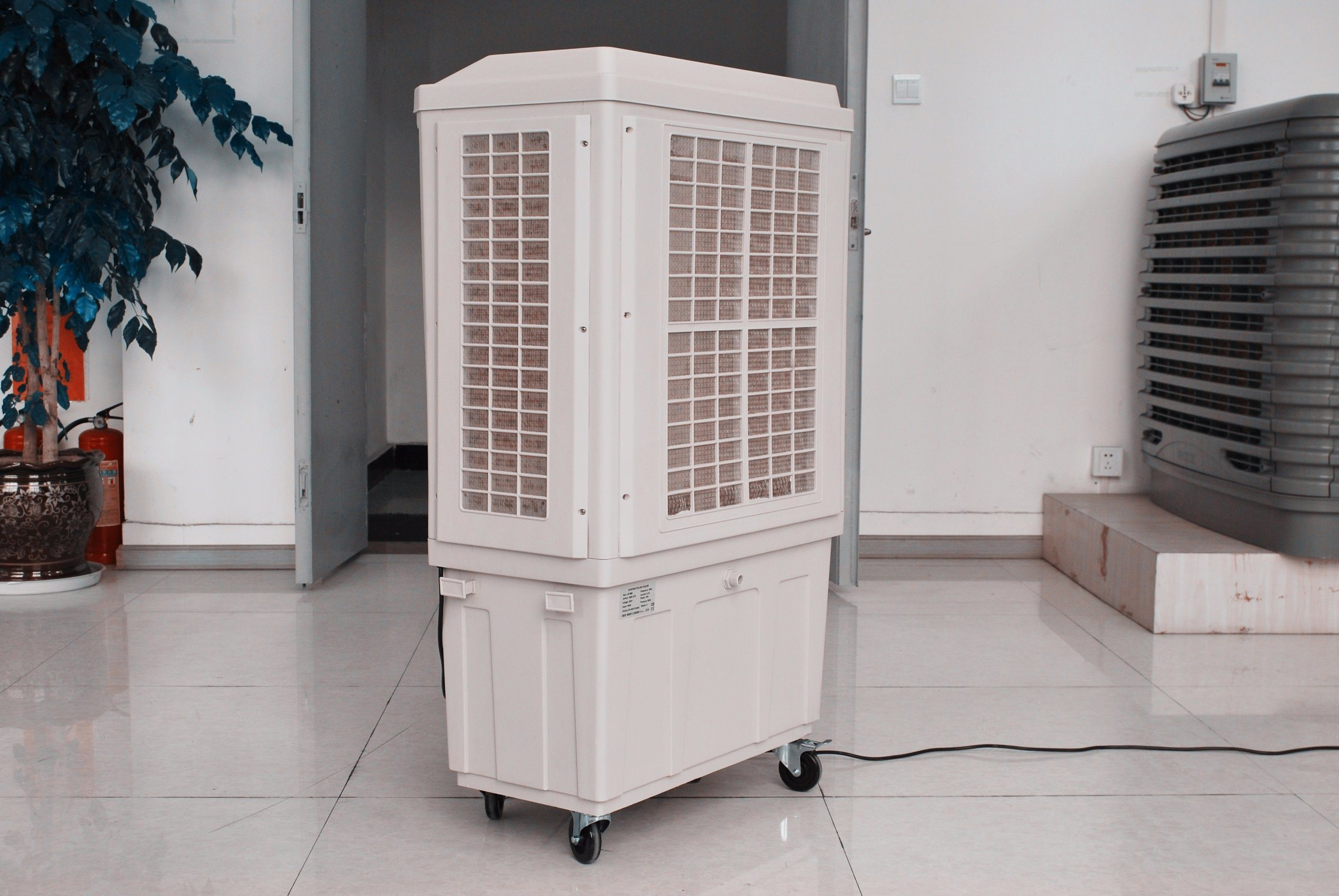 Mobile Floor Standing Evaporative Air Conditioner / Conditioning (JH165E)