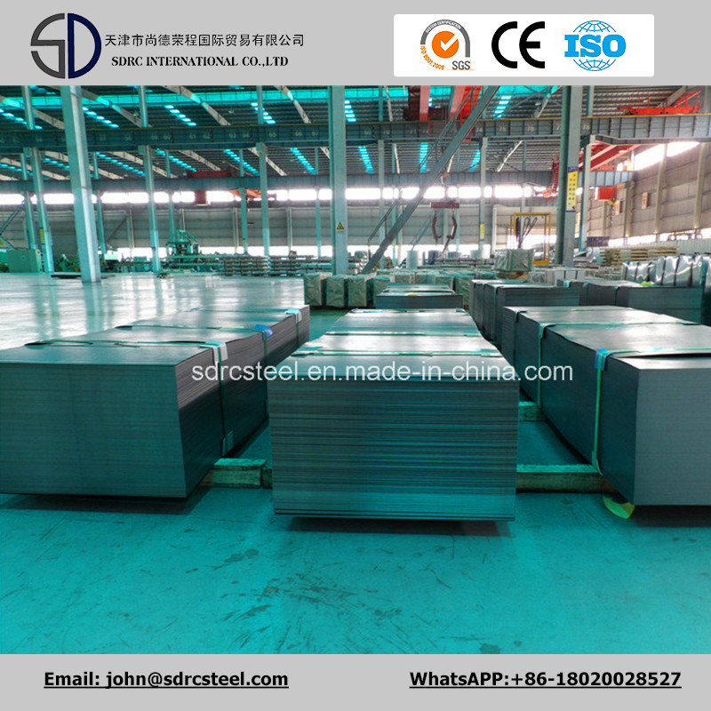 Cold Steel Cold Rolled Steel Sheet in Coil DC01 St12 SPCC Manufacturer