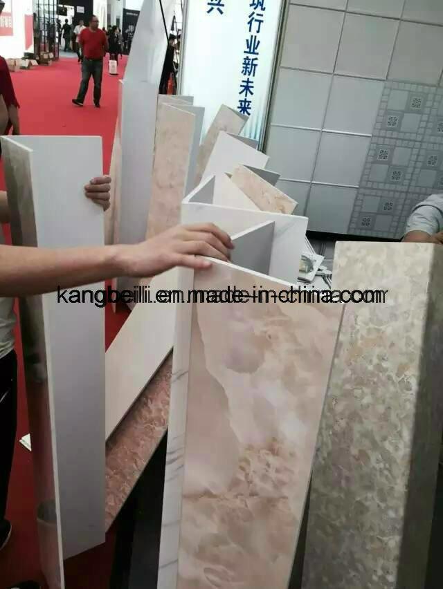 HDF Board TUV Certiciated Mingde Brand Furniture Indoor Decorative Wrapping/Gluing Machine