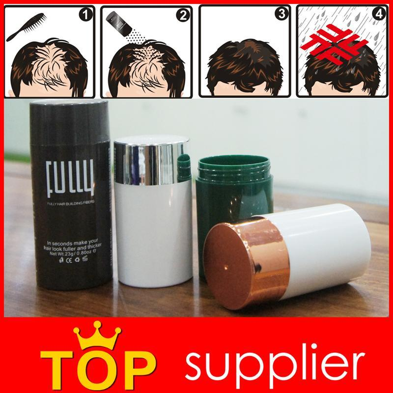 Magic Hair Building Fibers for Cure Baldness