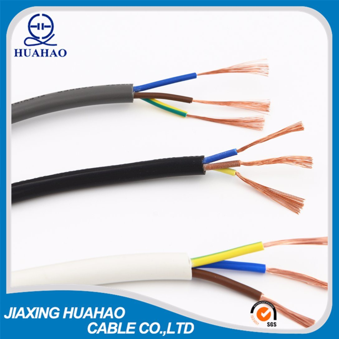 3X2.5mm2 Copper Condcutor Flexible Cable
