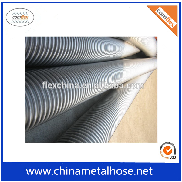 Stainless Corrugated Unbraided Flexible Hose