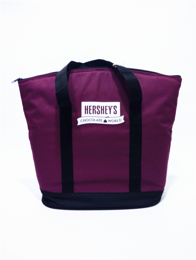 High-Capacity 600d with PEVA Folding Handle Coolerbag