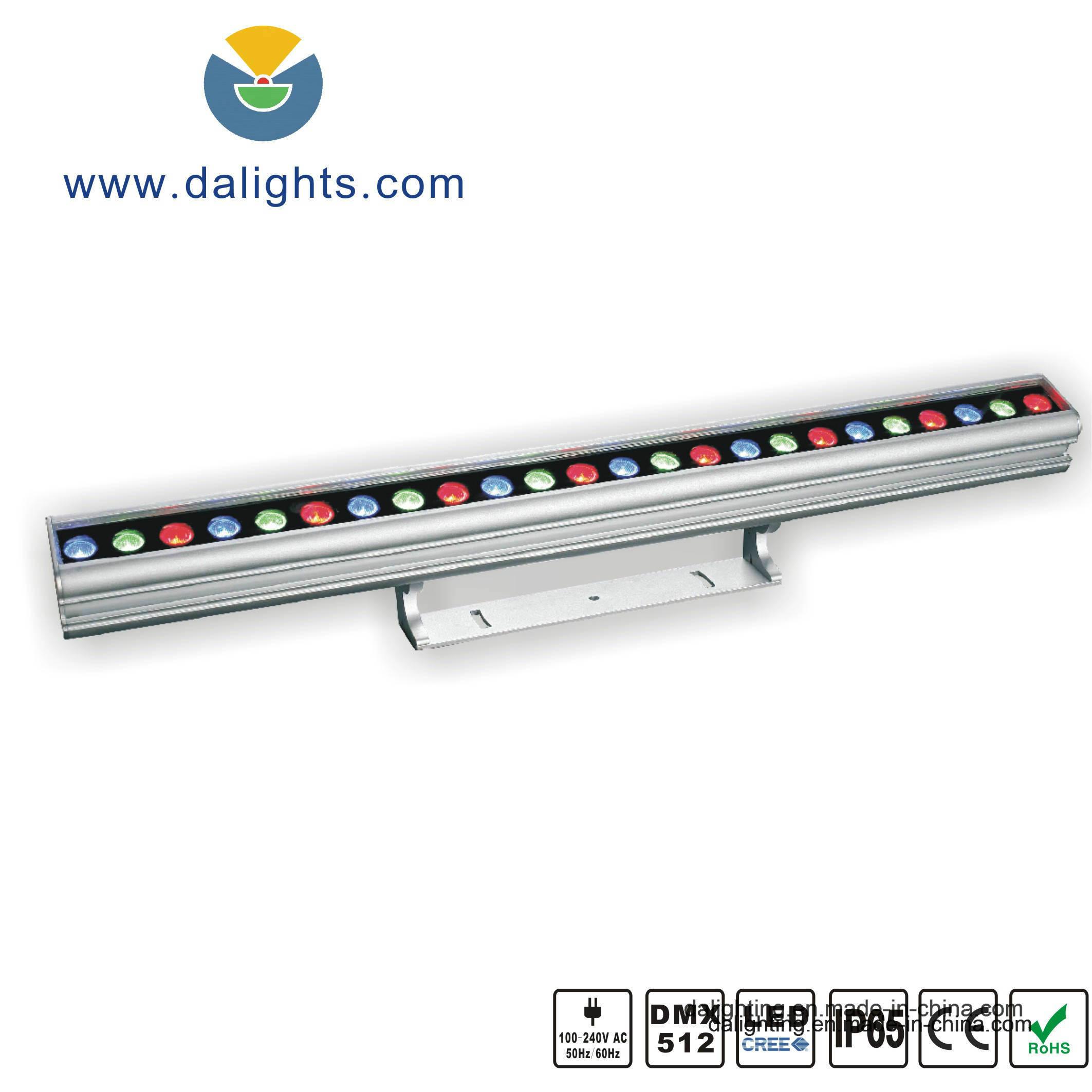 36watt RGB Color CREE LED Wall Washer