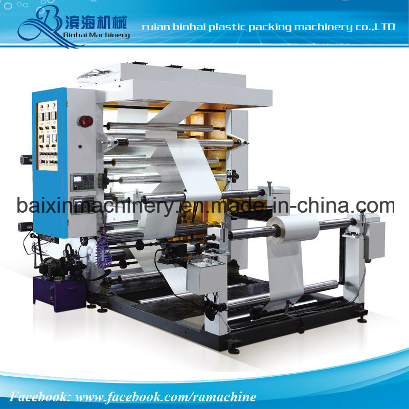Paper Bag Flexo Printing Machine/Shopping Bag Printing Machine