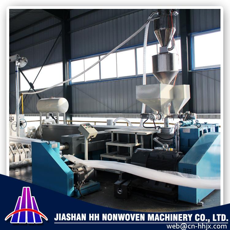 1.6m Single S PP Spunbond Nonwoven Fabric Machine