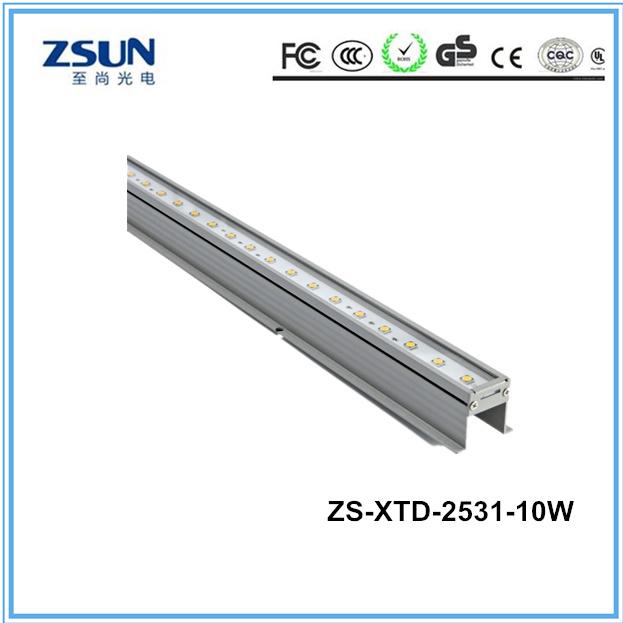 10W Light Warm White LED Lamp Linear Lighting