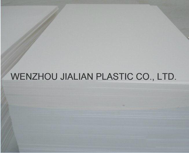 Rigid PVC Film/Sheet White Matte Sheet