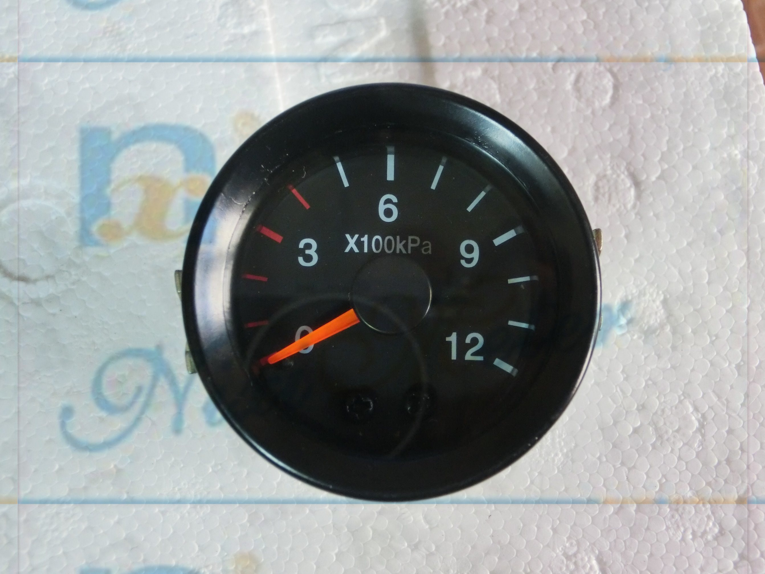 "2"" 52mm Air Pressure Gauge"