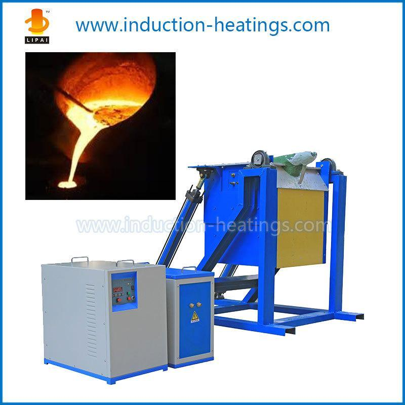 Good Price Medium Frequency Induction Melting Furnace for Steel Copper Copper Aluminum