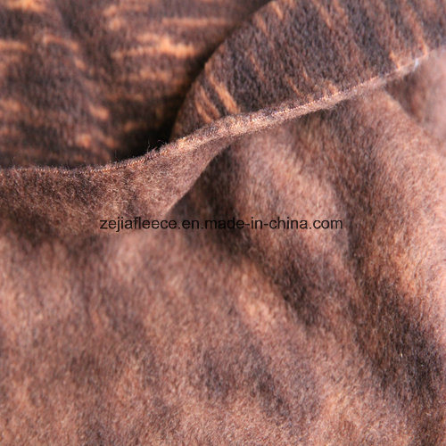 Kation Fleece, Micro Fleece with Printing Effect