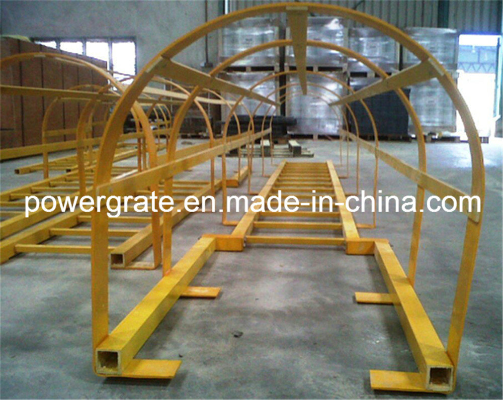 Powergrid FRP Ladder and Cage System
