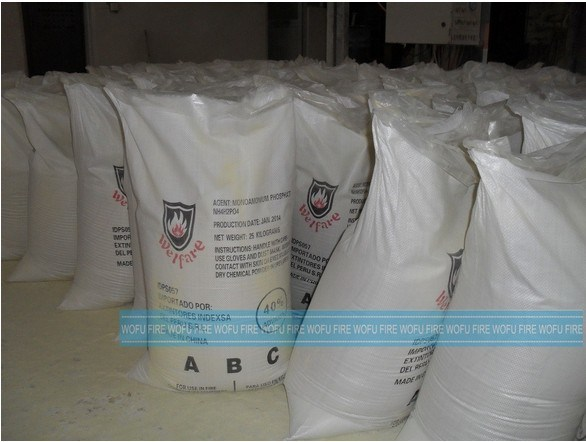 Monoammonium Phosphate Dry Chemical Powder
